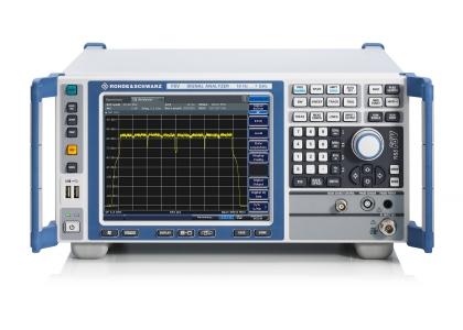 R&S FSV Анализатор сигналов и спектра
