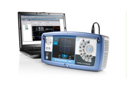 R&S EFL240 / R&S EFL340 — портативный тестовый приемник телевизионных сигналов