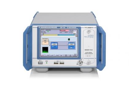 R&S IQR  Устройство записи и воспроизведения I/Q-данных