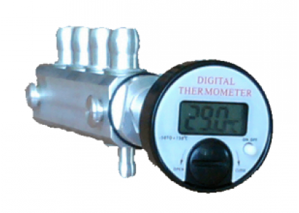 Минитермометр электронный с коллектором