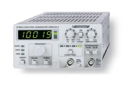 HM8030-6 Функциональный генератор