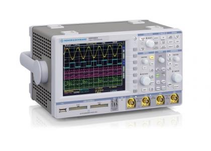R&S HMO3000 Цифровой осциллограф