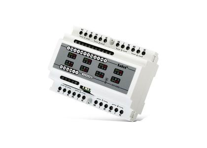 Модуль расширения зон и выходов на DIN-рейку INT-IORS