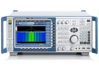 R&S ESMD широкополосный мониторинговый приемник реального времени