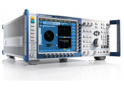 R&S DDF255 Цифровой одноканальный пеленгатор