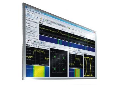 R&S CA100 Автономное ПО для технического анализа сигналов