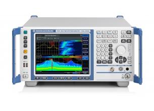 R&S FSVR Анализатор спектра в реальном масштабе времени