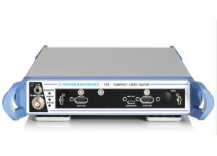 R&S VTS компактный видеотестер