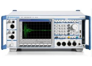 R&S UPV Аудиоанализатор