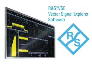 R&S VSE Программное обеспечение для анализа сигналов