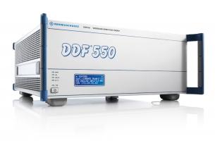 R&S DDF550 Широкополосный сканирующий пеленгатор