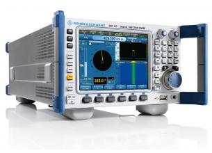 R&S DDF205 Цифровой одноканальный пеленгатор